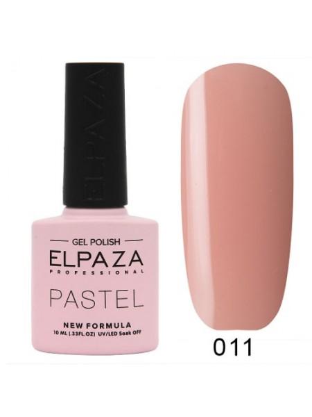 Гель лак Elpaza Pastel №11, натуральный