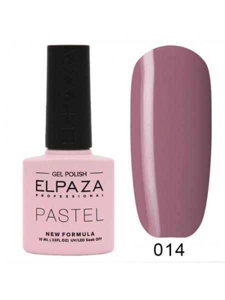 Гель лак Elpaza Pastel №14, фондан