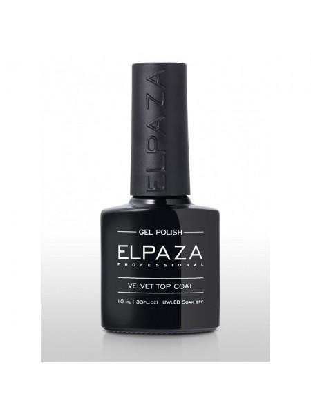 Elpaza Velvet Top Coat  10ml.