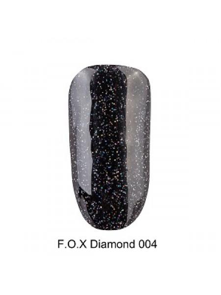 Гель-лак F.O.X Diamond №004, 6 мл