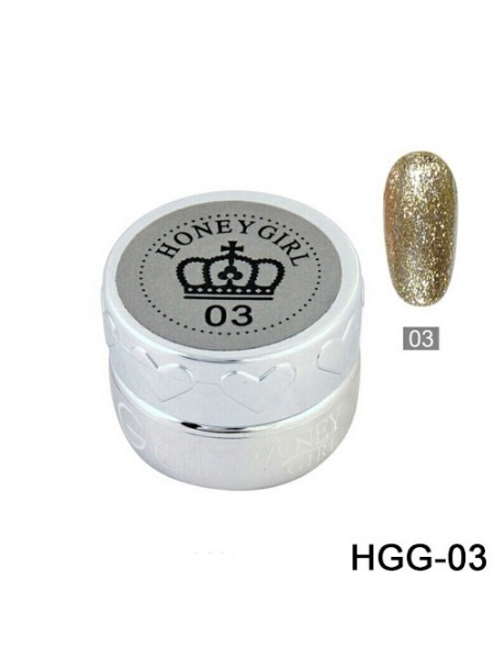 Honey Girl гель-слюда №03, 10 гр.