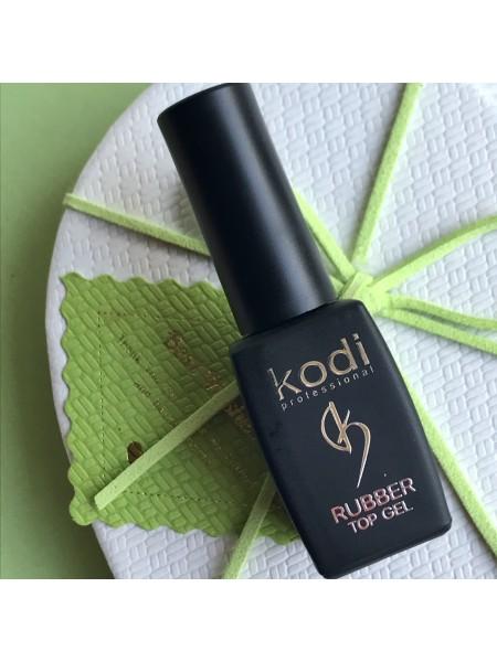 Kodi Rubber Top (Каучуковое верхнее покрытие для гель лака) 08 мл.