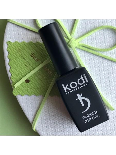 Kodi Rubber Top (Каучуковое верхнее покрытие для гель лака) 12 мл.