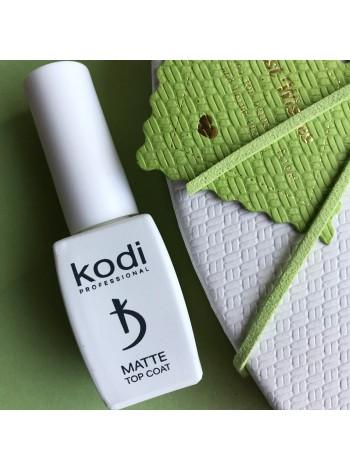 "Kodi Matte Top Coat ""Velour"" (Матовое верхнее покрытие) 7 мл."