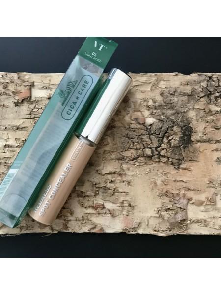 VT Cosmeticsконсилер для жирной кожи Cica Redness Spot Concealer Тон 01, 5.5 г.