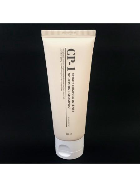 CP-1 Шампунь для волос с коллагеном и протеинами безсульфатный Etude House Bright Complex Intense Nourishing Shampoo, 100 мл