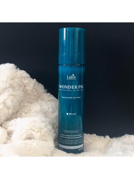 Lador Мист для волос укрепление и защита Wander Pock Clinic Water PH 4.9, 100 мл