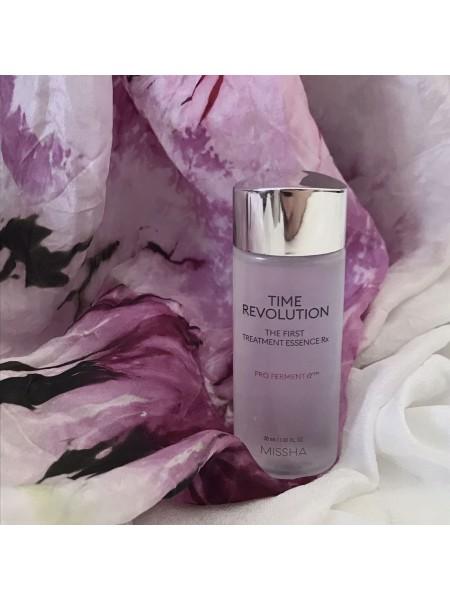 Мини-версия MISSHA Time Revolution The First Treatment Essence RX эссенция для проблемной кожи, 30 мл