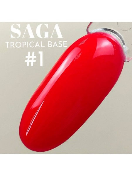 Saga база Tropcal №01, корраловая