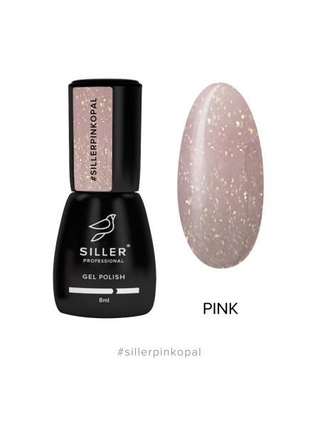 Siller Cover Base Pink Opal, 8 мл