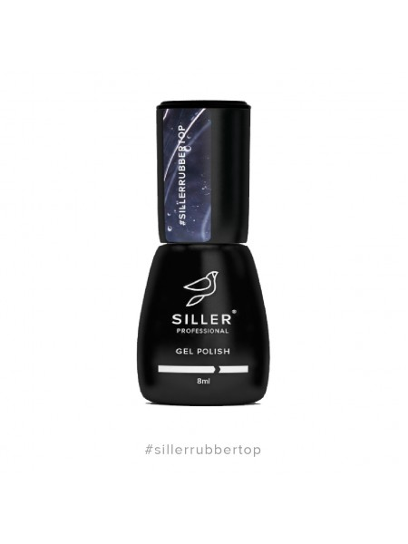 Siller Rubber Top, 8мл