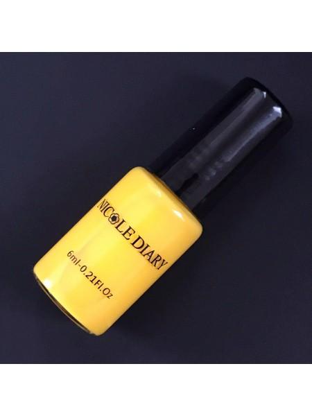 Лак для стемпинга Nicole Diary (жёлтый)