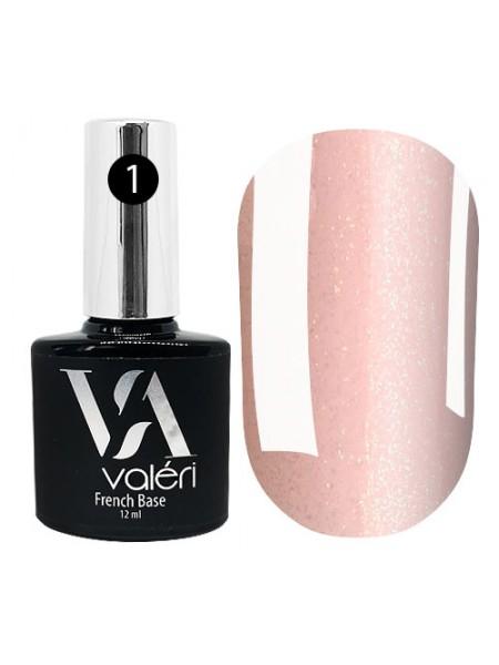 VALERI Cover base № 01, 12 ml