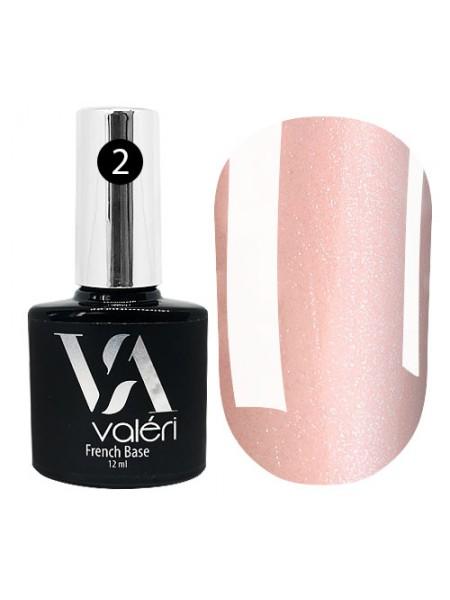 VALERI Cover base № 02, 12 ml