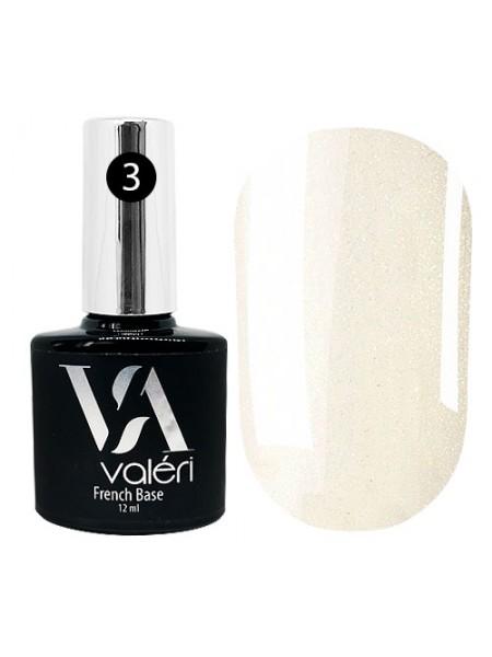 VALERI Cover base № 03, 12 ml