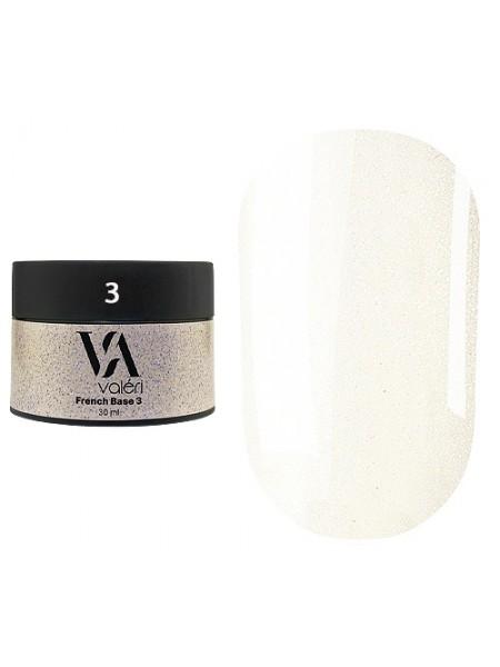 VALERI Cover base № 03, 30 ml