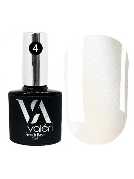 VALERI Cover base № 04, 12 ml