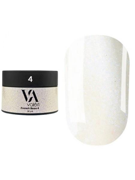 VALERI Cover base № 04, 30 ml