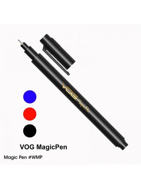 VOG Magic Pen Ручка-маркер для дизайна ногтей (красный)